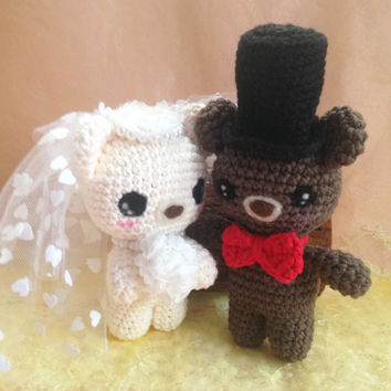 Handmade Gift for the Special Day: 15 Crocheted Wedding Gift Ideas | 354x354