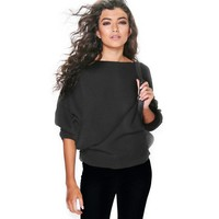 Oioninos Off Shoulder Sweaters