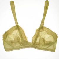 Luxe Lohla Bra - Avocado  ✨SOLD OUT✨