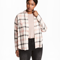 H&M H&M+ Flannel Shirt $39.99
