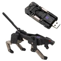 AC Gears - Ravage Transformer 16GB Flash Drive