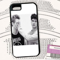5sos Calum and Luke Shut Up Luke Fan Made Phone Case