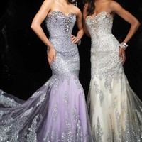 Tony Bowls TBE11447 Dress - NewYorkDress.com