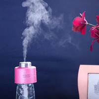 Portable anywhere Humidifier now bring the outdoors feeling indoor.