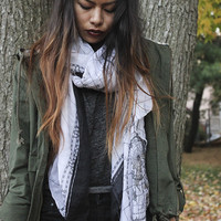 Chase Adventure Map Scarf