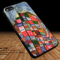 Radiohead Art iPhone 6s 6 6s+ 5c 5s Cases Samsung Galaxy s5 s6 Edge+ NOTE 5 4 3 #other DOP2177