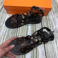 Louis Vuitton LV Sandals Shoes