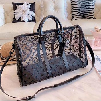 Louis Vuitton LV Women Luggage Travel Bags Tote Handbag