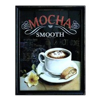 America Cafes Coffee Shop Wall Hanging Decoration   4