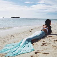 Mermaid Tail Cover Up