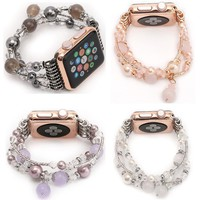 Apple Watch Women's Bead Band