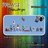 Character of Pixar Case For Iphone 44s 5 Samsung S234 by pfcase on Zibbet
