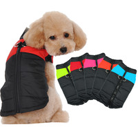 Dog Clothes For Small Dogs Winter Puppy Chihuahua Pet Dog Clothes Waterproof Medium Large Dog Coat