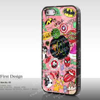 iPhone 5C Case 5 seconds of summer Phone Cases iPhone 5 case iPhone 5S case, 5SOS iPhone 4S Case, Samsung S3 S4  Case, Note 2 Note 3 - 65