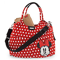 Minnie Mouse Diaper Bag by Storksak