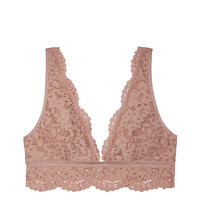 Deep V Crop - The Bralette Collection - Victoria's Secret