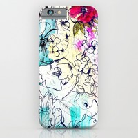 Spring Haze iPhone & iPod Case by Holly Sharpe
