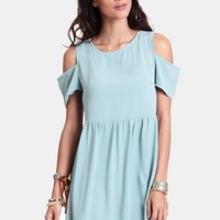 Caught In The Act Cutout Dress