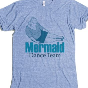 Athletic Blue T-Shirt | Funny Gifts For Girlfriend Shirts