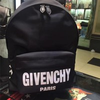 SPBEST Givenchy Paris Backpack (white and red)