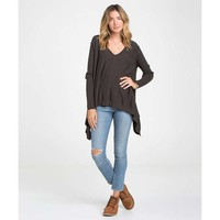 CHANGING WIND LONG SWEATER