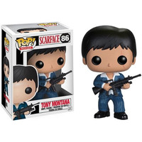 Funko POP! Movies - Vinyl Figure - SCARFACE (Tony Montana) (4 inch): BBToyStore.com - Toys, Plush, Trading Cards, Action Figures & Games online retail store shop sale