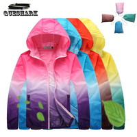 Men Women Anti-UV Ultralight Windproof Jacket Bike Bicycle Windbreaker Outdoor Running Camping Hiking Sport Hoodie Rain Coat