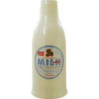 Perlier Milk and Strawberry Bath Mousse--500ml/16.9 oz
