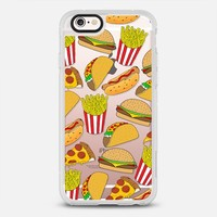 Fast Food iPhone 6s case by Little Sloth | Casetify