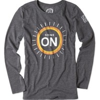 Life is good Women's Cool Shine On Long Sleeve T-Shirt | DICK'S Sporting Goods