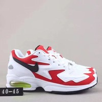 Nike Air Max 2 Light Fashion Casual Sneakers Sport Shoes-3