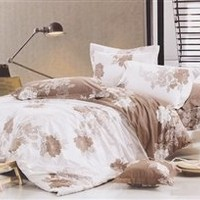Floral Ascent Twin XL Comforter Set - College Ave Designer Series Comfortable Bedding College XL Twin Soft