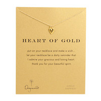 Dogeared Heart of Gold