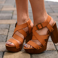 Pick Up The Pace Heels