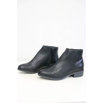 Ruari Booties - Black