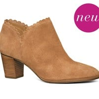 Marianne Suede Bootie   Boots & Booties   Jack Rogers - Jack Rogers USA