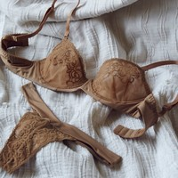 Free People Wishing Well Underwire Bra