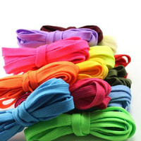 1 Pair New Athletic Shoe Laces Shoelaces Sport Sneakers Boots Strings 24 Colors = 1958040132