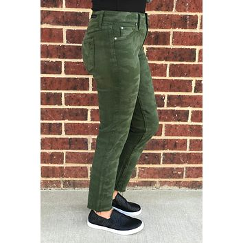 Camo Skinny Jeans - Articles of Society