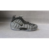 Nike Air Foamposite Pro ¡°Foam in Fleece¡± Gray