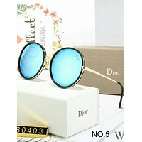 Dior new personality polarized women's sunglasses F-A-SDYJ NO.5