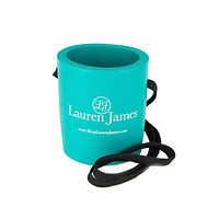 Hanging Can Holder in Seafoam by Lauren James