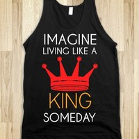 King for a Day - Lyrics to Live By