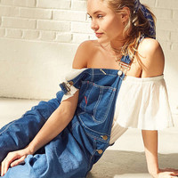 BDG Oversized Contrast-Stitch Overall | Urban Outfitters