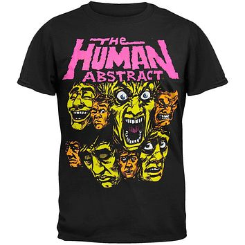 The Human Abstract - Self-Portrait Youth T-Shirt