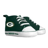 Green Bay Packers NFL Infant High Top Shoes