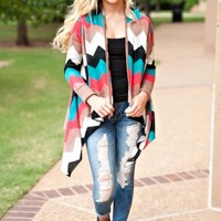 There's A Breeze Cardigan