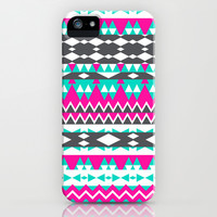 Mix #553 iPhone & iPod Case by Ornaart