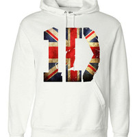 One Direction 1D Logo Pullover Sweatshirt