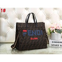 FENDI Fashionable Women Shopping Bag Handbag Tote Crossbody Satchel Shoulder Bag